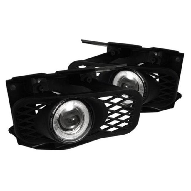 1993-2003 Ford F150 Halo Projector Fog Lights