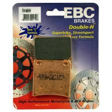 EBC Double-H Sintered Brake Pads Front (2 Sets Required) Fits 88-93 Suzuki Katana 1100 GSX1100F