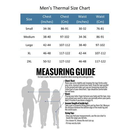 Hanes Men's Thermal Waffle Knit  Long Sleeve Shirt and Pants - image 2 of 4