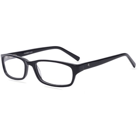 fatheadz eyewear mens prescription glasses wall street black