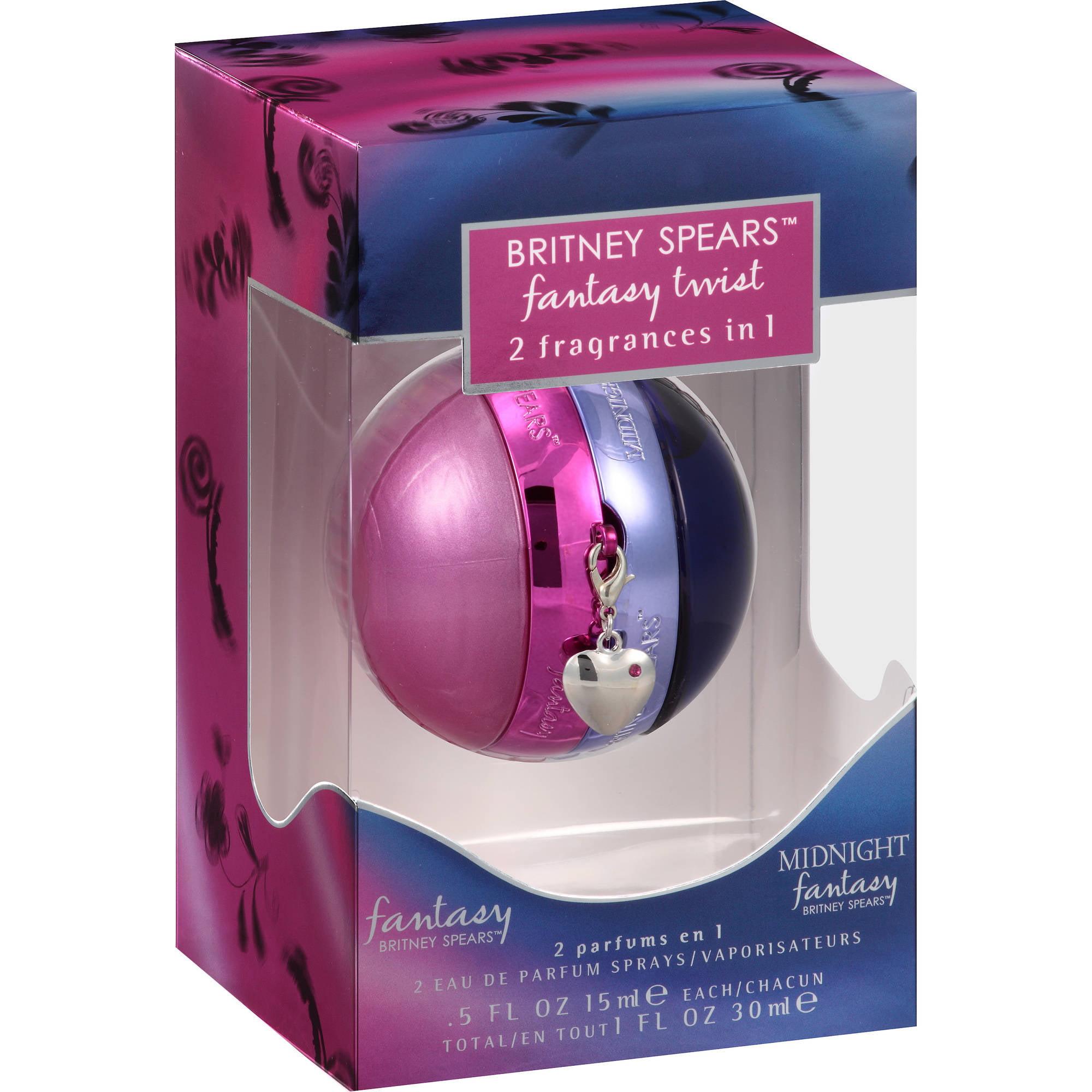 Britney Spears Fantasy Twist Eau de Parfum Spray, 1 fl oz