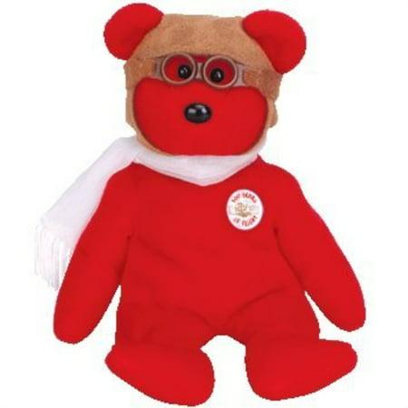1 x ty beanie babies - bearon the bear