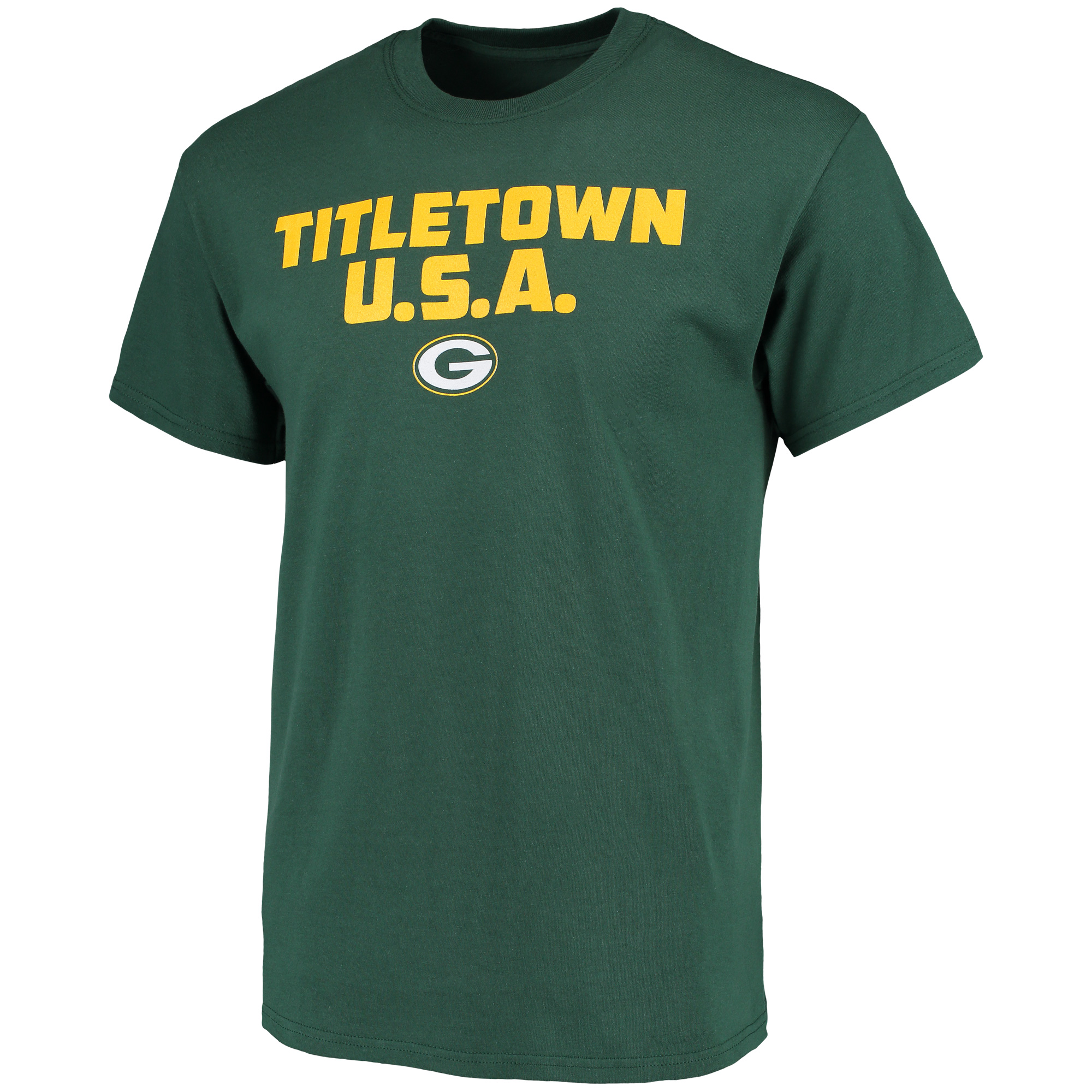 9735c00c Green Bay Packers Majestic Hot Phrase T-Shirt - Green