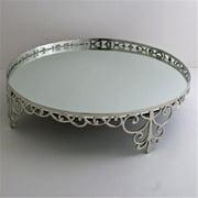 Liards 4400 23'' Ea Nickel Tray Tableware