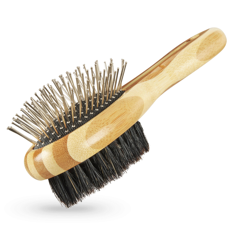Vibrant Life Pin & Bristle Cat Grooming Brush