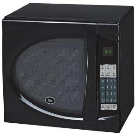 Oster OGDJ901 0.9-Cubic Feet Countertop Microwave Oven, 900-Watt ...