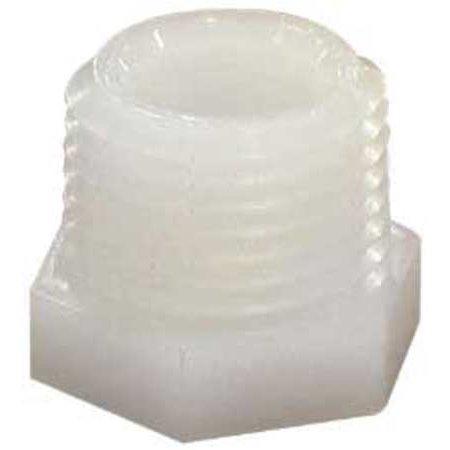 FIMCO 5102024 Nylon Pipe Plug, 1/2 In.