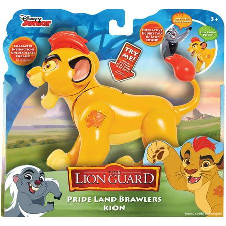 Lion Guard Battle Brawlers Kion