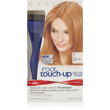 Nice N Easy Root Touch Up 7 Matches Dark Blonde Shades 1 Kit