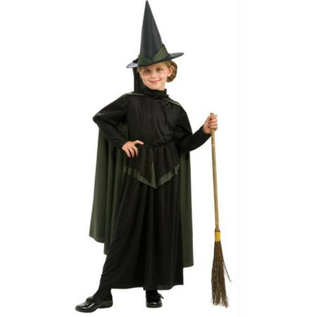 Costumes For All Occasions RU18581SM Wiz Of Oz Wicked Witch Ch Sm for $<!---->