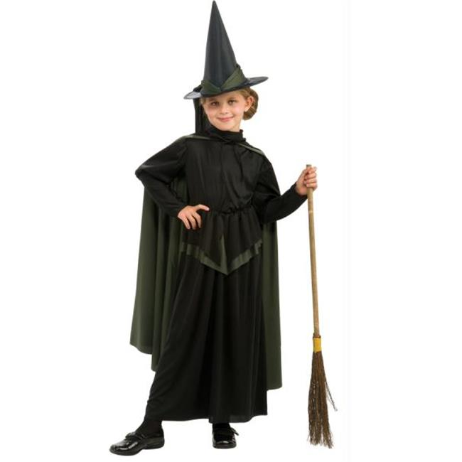 Costumes For All Occasions RU18581SM Wiz Of Oz Wicked Witch Ch Sm