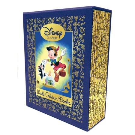 12 Beloved Disney Classic Little Golden Books (Disney (Best Golden Books Books For 1-year Olds)