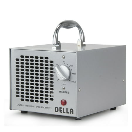 Della Commercial Style Air Ozone Generator 3,500mg Purifier Industrial O3 Deodorizer Sterilizer,