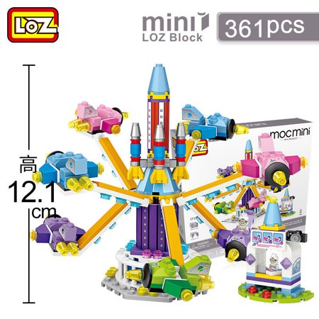 Series 802.11a/b/g Mini (LOZ Amusement Park Series Gyrocopter Kids Puzzle Mini Block Brick Toy w/Box )