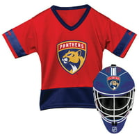 Franklin Sports NHL Carolina Panthers Youth Team Uniform Set