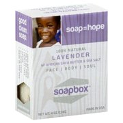 SoapBox Soaps SoapBox  Soap, 4 oz
