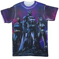 Men's DC Comics Batman Versus Superman Sublimated T-Shirt