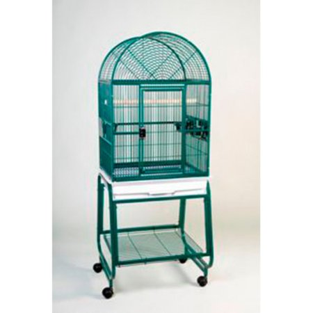 HQ Open Dometop Birdcage with (Open Bird)