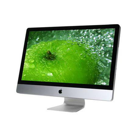 Apple Desktop PC iMac MC784LL/A-R Intel Core i7 870 (2.93 GHz) 4GB 1 TB HDD 27