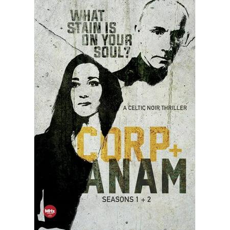 Corp + Anam: Seasons 1 & 2 (DVD) - image 1 of 1