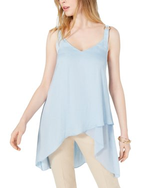 Vince Camuto Womens Hi-Low V-Neck Camisole Top