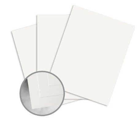 CLASSIC CREST Avon Brilliant White Paper - 8 1/2 x 11 in 28 lb Writing Smooth Watermarked 4000 per - Classic Crest 24 Lb Writing