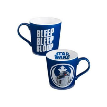 Star Wars R2d2 12 Oz Ceramic Mug  Vandor