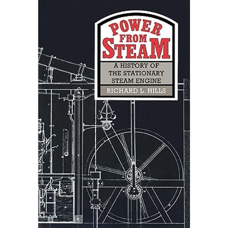 Power from Steam : A History of the Stationary Steam Engine ()