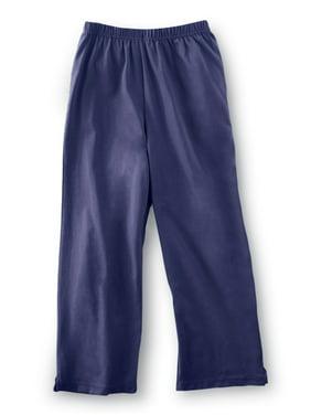 9d4ae1aa8f Product Image Women's Elastic Waist Comfortable Cropped Capri Pants,  X-Large, ...