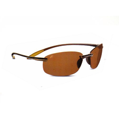 Serengeti Nuvino Sunglasses Shiny, Black/Polarized Driver...