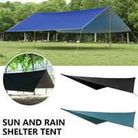 Outdoor Parasol Camping Hammock Hammock Rain Fly Tent Tarp Waterproof Outdoor Camping Tents for Snow Camping Outdoor Travel