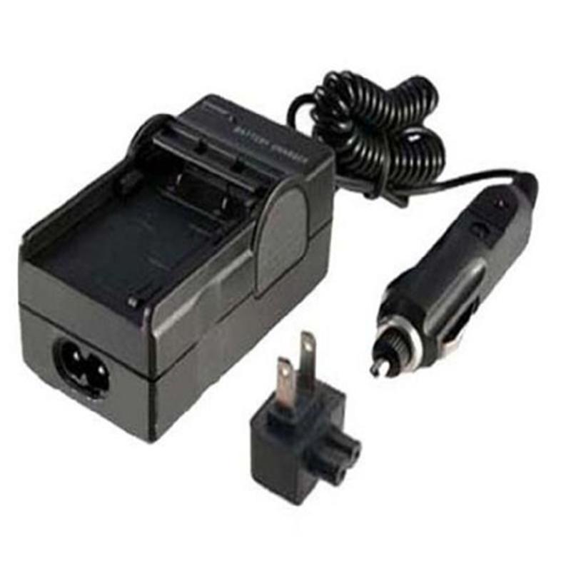 Mains Wall Battery Charger DE-A91 For Panasonic Lumix DMC-FX78 DMC-TS20 Cameras