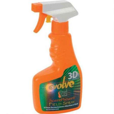 Dead Down Wind Evolve 3D Broad Spectrum Scent Prevent Field Spray 24 oz, -