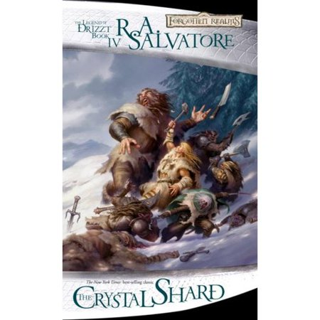 The Crystal Shard: The Legend of Drizzt Book 4 by