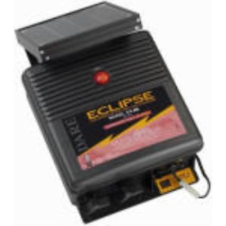 Eclipse Series Solar Powered Electric Fence Energizer 10