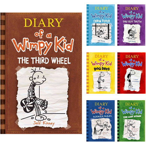 Diary of a Wimpy Kid Value Bundle