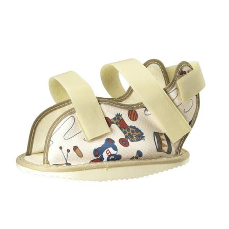 KidsLine Cast Shoe - Pediatric Print Infant size