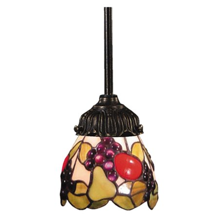 Elk Lighting Mix-N-Match 078-TB-19-LED 1 Light Pendant