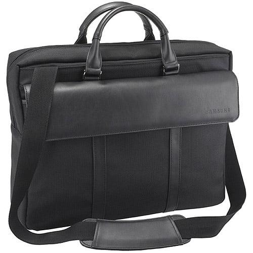 """Samsung 15.6"""" Laptop Briefcase, Black"""