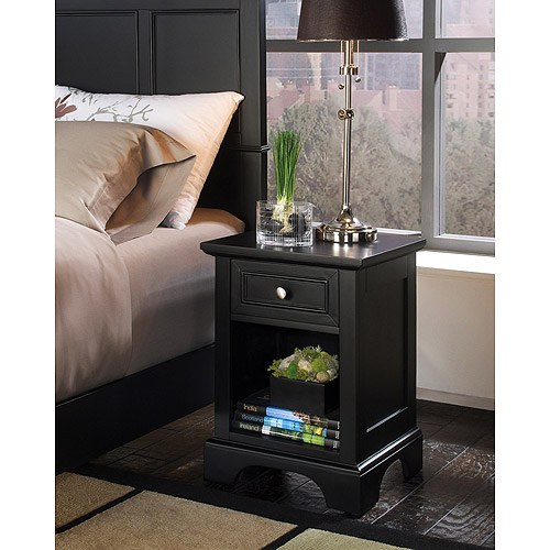 Bedford Nightstand, Ebony