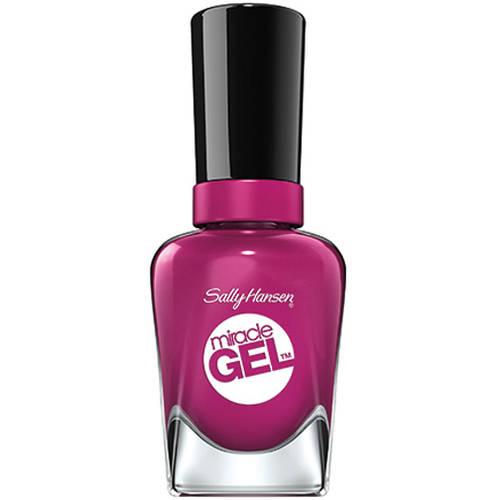 sally hansen miracle gel nail polish 5 fl oz   walmart
