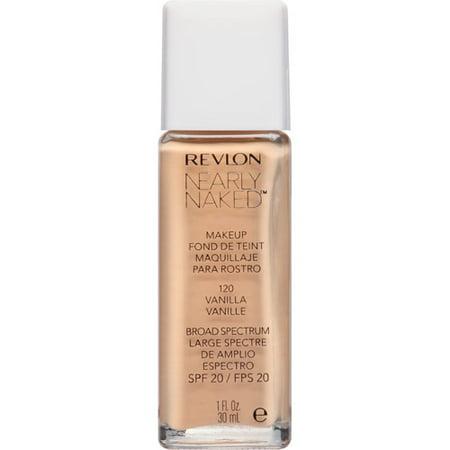 Revlon Revlon Nearly Naked Makeup, 1 oz