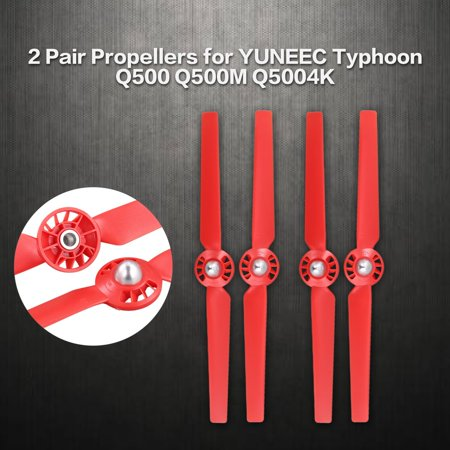 2Pairs Spare Part Quick Release Props Blade Propeller for YUNEEC Typhoon Q500