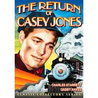 The Return of Casey Jones (DVD)