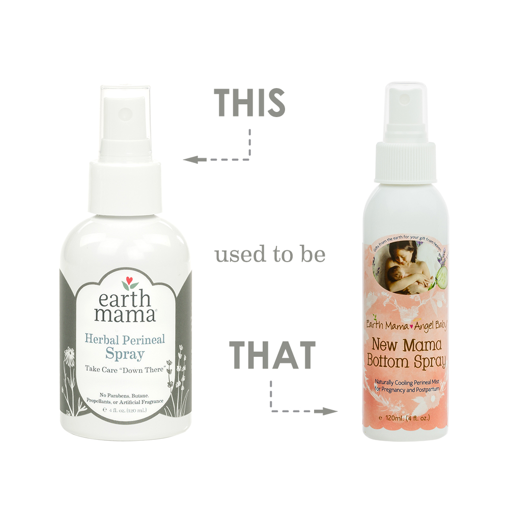 8e0766e7f3033 Herbal Perineal Spray - Naturally Soothing, Safe for Pregnancy and  Postpartum (4 Fl. Oz.) - Walmart.com