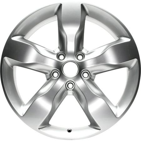PartSynergy New Aluminum Alloy Wheel Rim 20 Inch Fits 2011-2013 Jeep Grand Cherokee 5-127mm 5