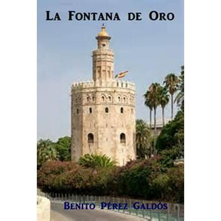 La Fontana de Oro - eBook