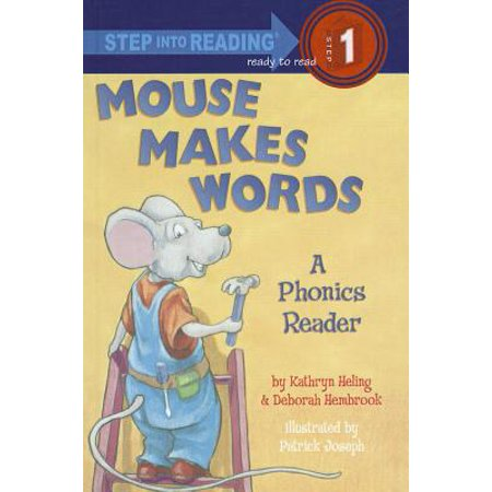 Mouse Makes Words : A Phonics Reader (Phonics Reader Books)