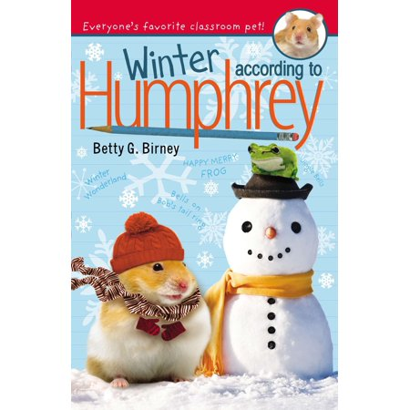 Winter According to Humphrey (Summary Of The World According To Humphrey)