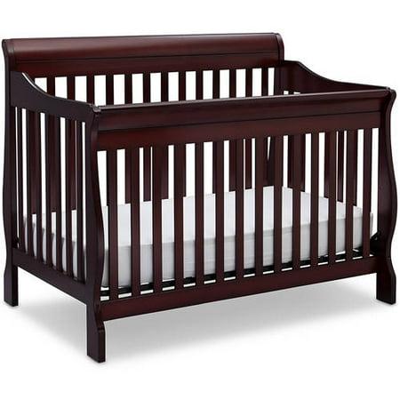 Delta Children Canton 4 In 1 Convertible Crib Espresso